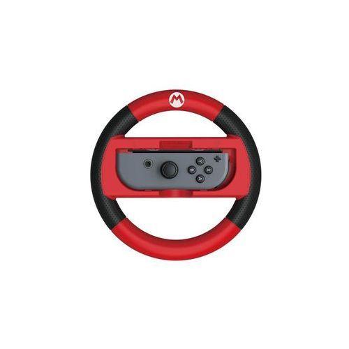 mario kart 8 deluxe - racing wheel controller - gamepad - nintendo switch marki Hori