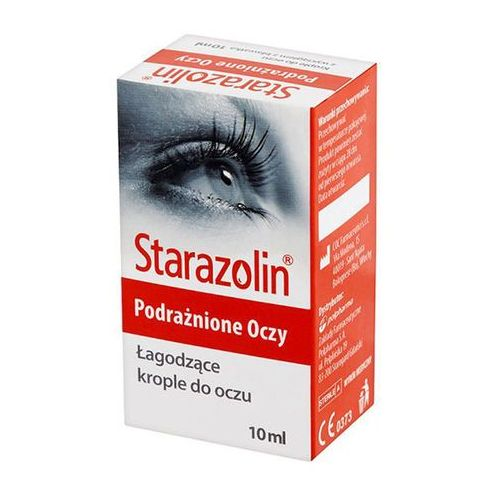 Starazolin Podrażnione oczy 10 ml