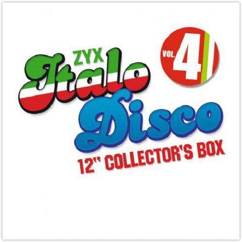 Italo disco 12 collectors box 4 [10 maxi cd] marki Zyx music