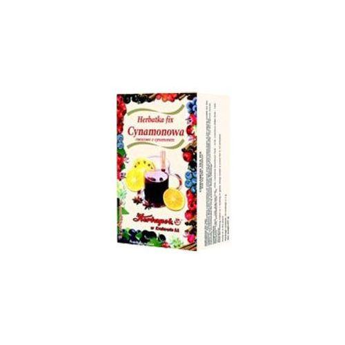 Herbata cynamonowa fix (poprawia samopoczucie, na trawienie) 20x3,0g marki Herbapol
