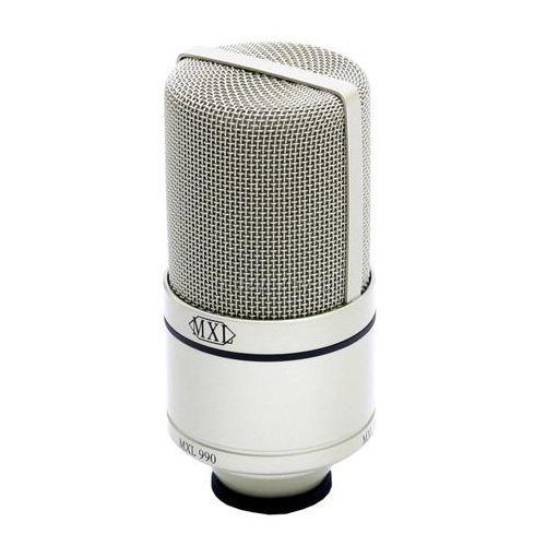 990 mikrofon pojemnościowy marki Mxl