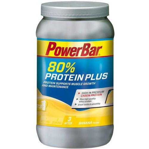 protein plus 80% żywność dla sportowców 700g stracciatella 2018 suplementy marki Powerbar