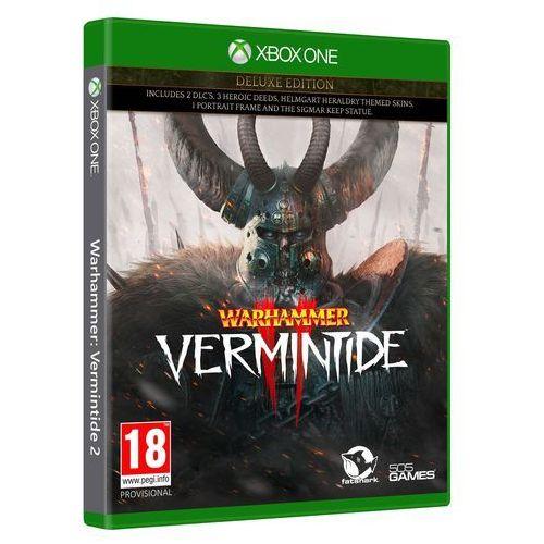 Warhammer Vermintide 2 - Edycja Deluxe (8023171043784)