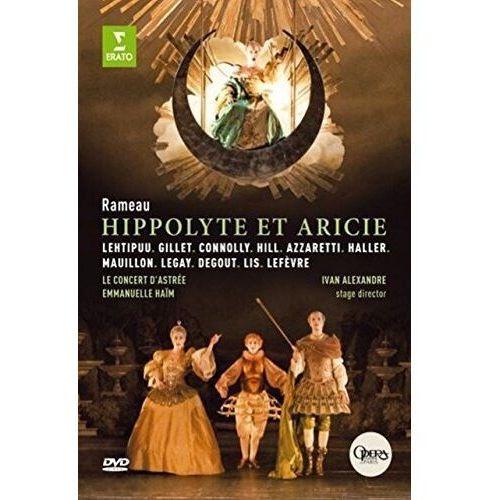 Rameau: hippolyte et aricie - haim, emmanuelle, concert d'astre (płyta dvd) marki Warner music