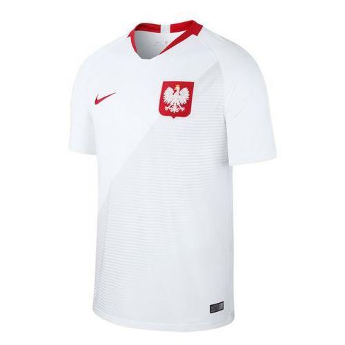 239ac063f Koszulka polska stadium domowa 893893 100, Nike 349,00 zł Producent: Nike  Numer Katalogowy: 893893 100 Kolor: bialy / czerwony Material: 100%  poliester ...