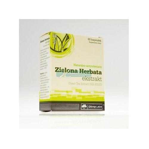 Olimp Zielona Herbata ekstrakt 60kapsułek (5901330003721)