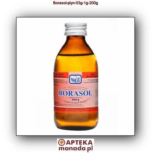 Borasol 0,3 g/1 g płyn 200 g (5909990874637)