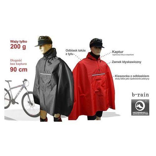 Peleryna rowerowa b-rain wiatroszczelna marki Hornhill