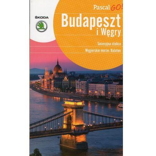 Pascal GO! Budapeszt i Węgry Przewodnik, oprawa miękka