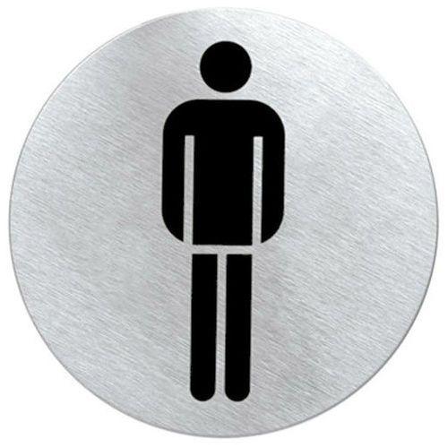 Blomus Tabliczka informacyjna  signo męska (4008832681417)