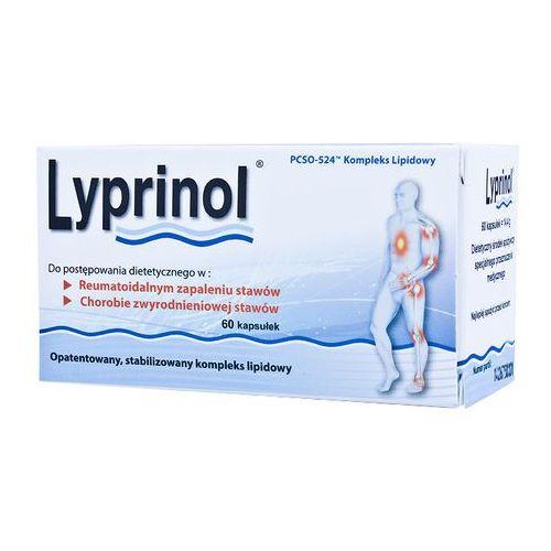 Lyprinol x 60 kaps. (kapsułki)