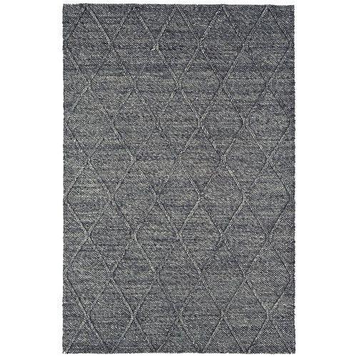 Dywan katherine carnaby coast diamond cd01 charcoal 160x230 marki Arte