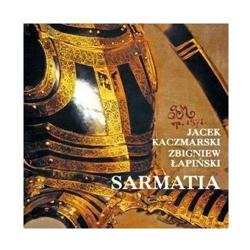 Warner music Sarmatia [reedycja] - jacek kaczmarski, zbigniew łapiński