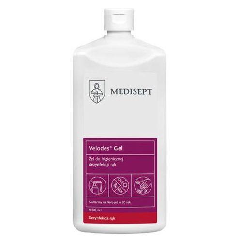 Medisept VELODES GEL Żel do higienicznej dezynfekcji rąk (500 ml)