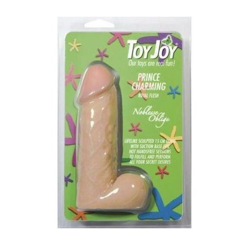 Dildo Toy Joy - produkt z kategorii- sztuczne członki i pochwy