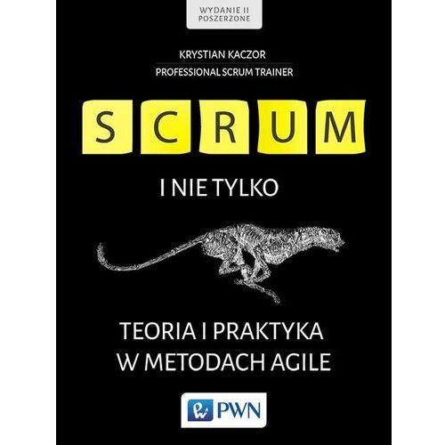 Scrum i nie tylko. Teoria i praktyka w metodach Agile - Dostawa 0 zł, Wydawnictwo Naukowe PWN