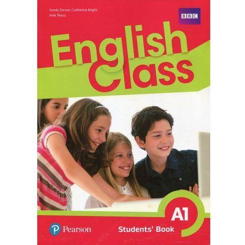 English Class A1 SB PEARSON (2017)