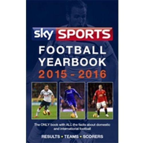 Sky Sports Football Yearbook 2015-2016 (9781472224163)