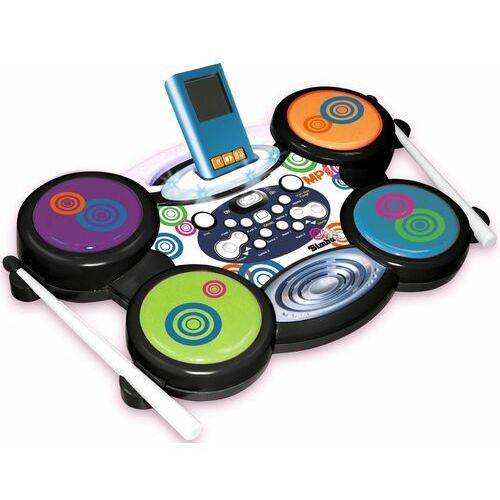 perkusja elektroniczna dla dzieci z odtwarzaczem mp3 marki Simba