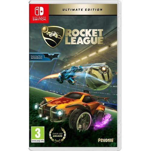 Gra NINTENDO SWITCH Rocket League (Edycja Ultimate)
