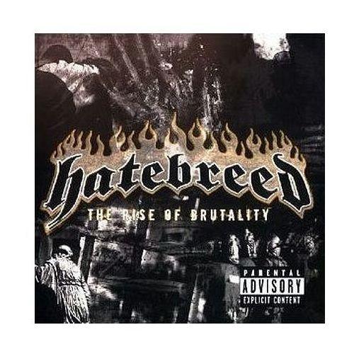 Warner music / roadrunner records Hatebreed - rise of brutality,the