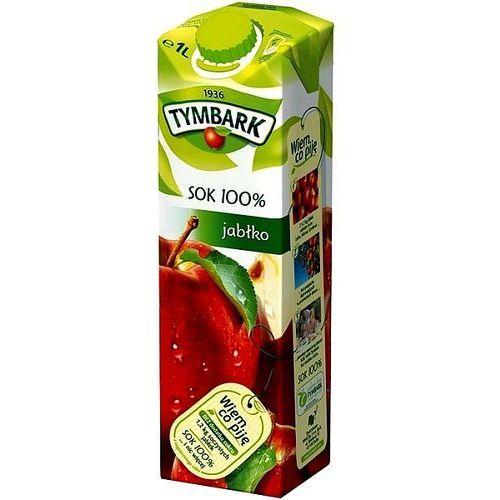 Sok jabłkowy 1l marki Tymbark