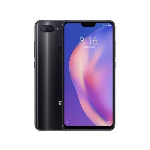 Xiaomi mi 8 lite 6/128gb czarny dual sim (6941059614579)