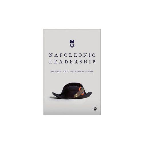 Napoleonic Leadership - Wysyłka od 3,99 - porównuj ceny z wysyłką, oprawa miękka