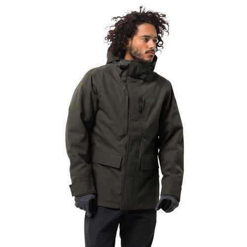 Jack wolfskin Kurtka west coast jacket pinewood - xxl (4055001913275)