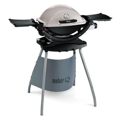 Weber Q 120 Stand grill gazowy NATYCHMIASTOWA WYSYŁKA GRATIS - oferta [051b2e743701b3c0]