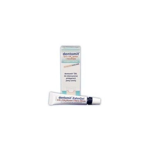 Mito-pharma Q10 dentomit, żel do dziąseł, 5 ml