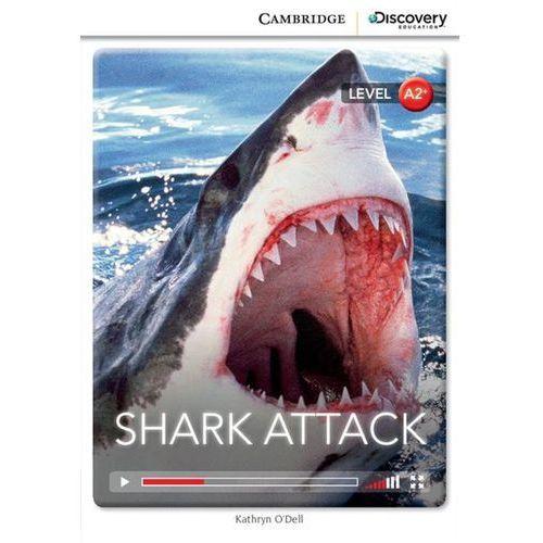 Shark Attack. Cambridge Discovery Education Interactive Readers (z kodem) (28 str.)