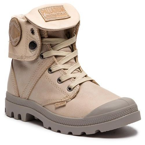 Trapery PALLADIUM - Pallabrouse Baggy L2 73080-272-M Taupe, kolor beżowy