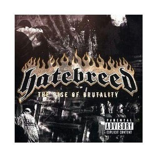 Warner music / roadrunner records Rise of brutality,the - hatebreed (płyta cd)