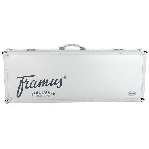 Framus Professional Flight Case - Electric Guitar, silver Alu futerał do gitary