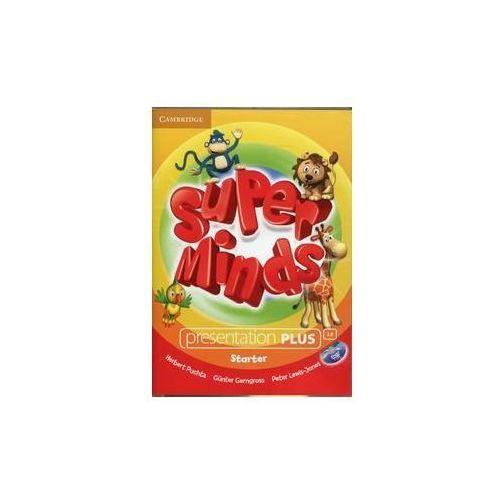 Super Minds Starter Presentation Plus DVD-ROM (Płyta DVD)