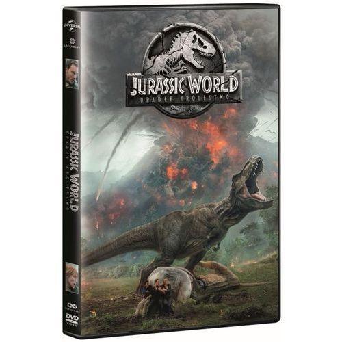 Filmostrada Jurassic world upadłe królestwo (płyta dvd) (5902115605673)