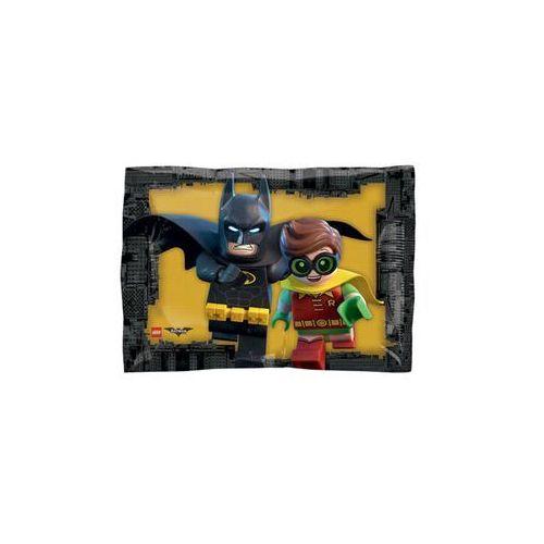 Amscan Balon foliowy junior shape lego batman - 30 x 40 cm - 1 szt.