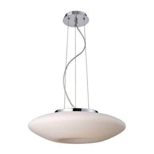 Żyrandol lampa wisząca graham 2937-sp szklana oprawa nowoczesna biała marki Italux