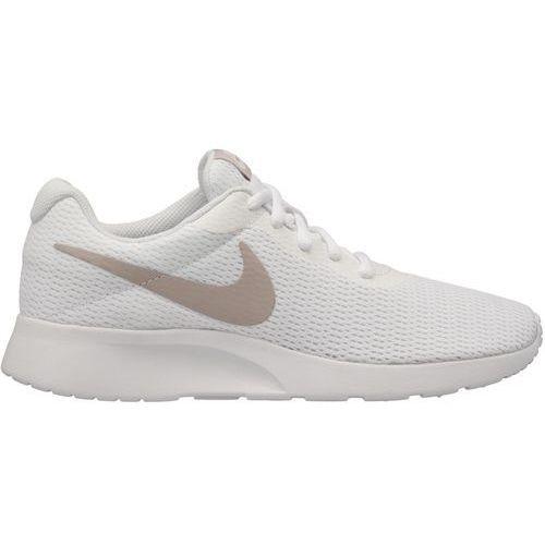 """52281cf7e Nike buty damskie tanjun white particle rose 38,5 295,00 zł Buty żeńskie  Nike Tanjun, nazwane tak z myślą o japońskim słowie oznaczającym  """"prostotę"""