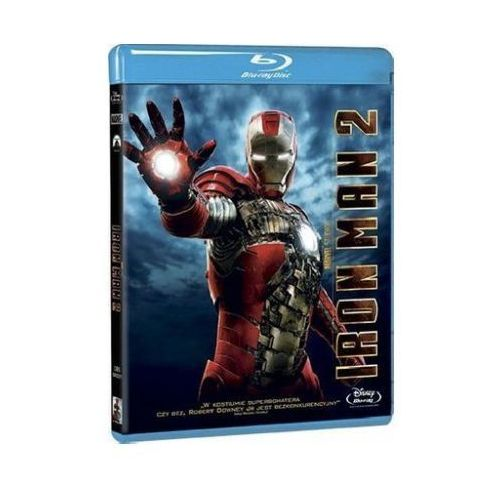 Iron Man 2 [BluRay] (7321917502214)