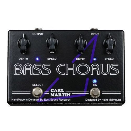 Carl Martin BassChorus efekt gitarowy