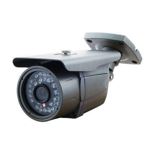 HD-AHD-717 Kamera zewnętrzna AHD 2,0 Mpix analog z oświetlaczem IR, HD-AHD-717