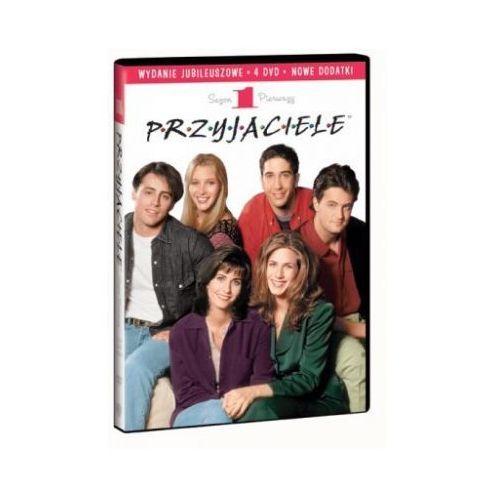 Mgm Przyjaciele - edycja jubileuszowa (sezon 1, 4 dvd) (7321997263517)