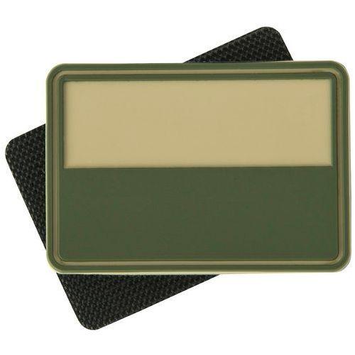 naszywka Helikon flaga PL kpl. 2szt. PVC beż (OD-FPL-RB-13)
