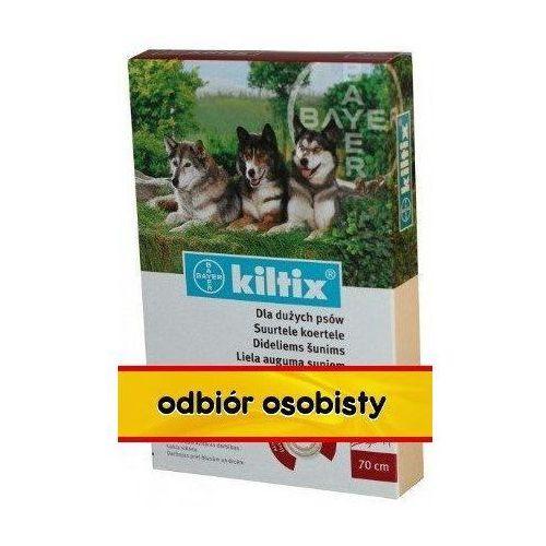 Kiltix obroża przeciw pchłom i kleszczom dla dużych psów 70cm ze sklepu Platformazoo