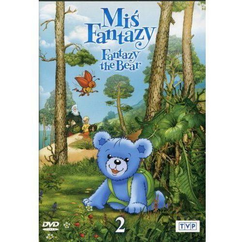 Miś fantazy - część 2 (dvd) - robert turło od 24,99zł darmowa dostawa kiosk ruchu marki Tvp