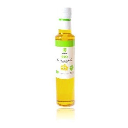 Bio olej z zarodków rzepaku 250ml marki Intenson europe sp. z o.o.