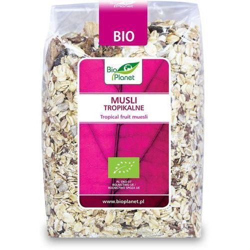 Bio planet : musli tropikalne bio - 300 g