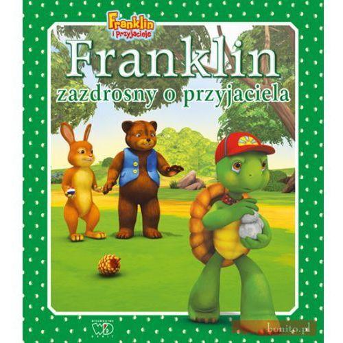 FRANKLIN ZAZDROSNY O PRZYJACIELA (9788371679087)